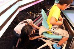 SBS 영재발굴단 협찬 듀오키즈 래빗, 영재들의 의자! #듀오백 http://blog.naver.com/duoback_a/220464868746