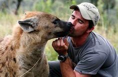 Lammert's Blog: Kevin Richardson: The Lion Whisperer