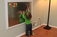 Magnetic board diy