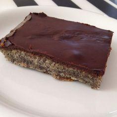 Rezept Schoko Mohnkuchen von 19sanne - Rezept der Kategorie Backen süß