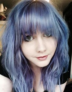 """Fuck Yeah, Dyed Hair! — """"When I work these lumps, no man is immune to..."""