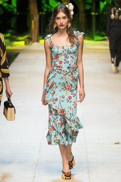 Dolce & Gabbana SS'17 MFW