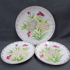 Image result for How To   coralene design porcelain painting