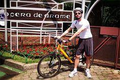 BIKE-TRIP ROTEIRO 2 – ÓPERA DE ARAME, PARQUE TANGUÁ E PARQUE TINGUI