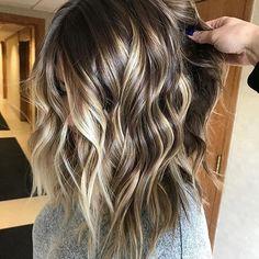 Stunning Majestic Fall Hair by @corynneylon_hair
