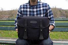 Chris Gampat The Phoblographer Billingham f1.4 camera bag review (12 of 14)