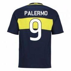 Boca Junior 16-17 Season Home #9 Palermo Soccer Jersey [G780]