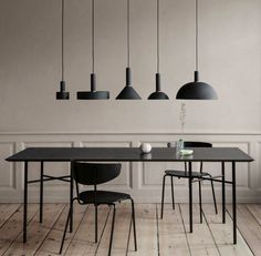 This is Collect Lighting, a new concept imagined by the Danish house of lighting Ferm Living. You can take part of it by customizing your own lights ! Forms,...