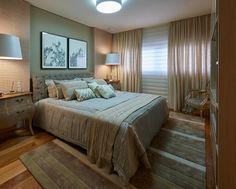 Apartamento JD : Quartos clássicos por Espaço Gláucia Britto