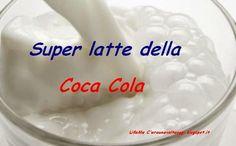 lifeme: IL SUPER LATTE DELLA COCA COLA  #milk #coke #kids #momgreen