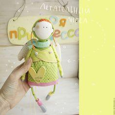 Купить летательный ангелок - ангел, летательный ангел, dashrak, dasha rak, даша рак, комбинированный