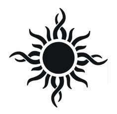 The sun - strength & power