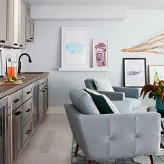 HGTV Dream Home 2018 was designed to be a cozy place for family and friends to gather together, eat and drink, and enjoy the amazing view. Pick up some style pointers from designer Brian Patrick Flynn and Delta® Faucet. Hgtv Dream Homes, Lounge Design, Home Upgrades, Cozy Place, Living Room Colors, Fashion Room, Home Improvement Projects, Home Interior Design, My Dream Home