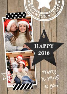 Kaarten collecties Kerst Hip van Patricia van Hulsentop - Kaartje2go