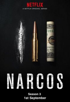 La saison 3 de Narcos est sur Netflix! Est-ce la came de @msialelli ? https://leschroniquesdecliffhanger.com/2017/09/01/narcos-critique-saison-3-episodes-1-a-5/