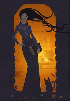 Illustration.Files: Lanvin F/W 2015 Fashion Illustration by Sofia Golovanova