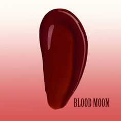 Blood Moon is our beloved deep red dye with slight amber undertones - Our highly pigmented and conditioning formula can be used on non-lightened hair tones #lunartides #redhair #darkredhair #hairdye Dark Red Hair Dye, Red Burgundy Hair Color, Dyed Red Hair, Red Ombre, Semi Permanent Hair Dye, Formula Cans, Blood Moon, Alcohol, Fragrance