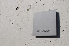 Sign System, Office Signs, Address Plaque, Signage, Nameplate, Display, Mailbox, Facade, Gate