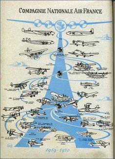 ancienne affiche air france 42 479x660 Anciennes affiches dAir France design bonus