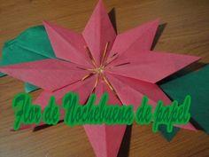 Nochebuena de papel - YouTube