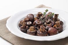 Δείτε τη συνταγή για τα πιο νόστιμα και γρήγορα ψητά μανιτάρια στο φούρνο με μπαλσάμικο! Favorite Recipes, Cooking, Ethnic Recipes, Greek, Food, Google, Food Food, Kitchen, Kochen