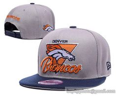 online retailer 141c7 917f1 Denver Broncos Triangle Offense Snapback Hats Gray only US 8.90 - follow me  to pick