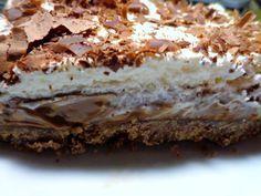 Σοκολατένια Τάρτα με Καραμέλα Κρέμα Μπισκότα Γεύση που δεν περιγράφετε !!!!! ~ ΜΑΓΕΙΡΙΚΗ ΚΑΙ ΣΥΝΤΑΓΕΣ