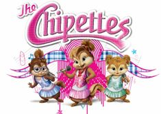 alvin and the chipmunks and the chipettes | july 2012 at 11:32| brittany| chipettes