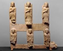 Side part of a throne | | 3 Third 6th Century BC |Greek