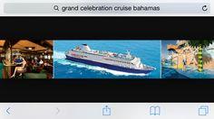 Grand celebration cruise