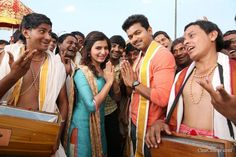 Kaththi movie latest HD jay and samantha starring