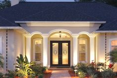 Beautifying your Front Entry with Architectural Details