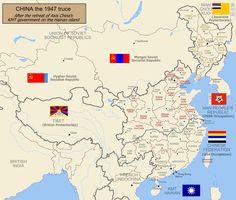 China 1947 the Truce