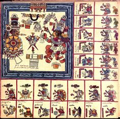 --Page 16--   Codex Borbonicus (Loubat 1899)