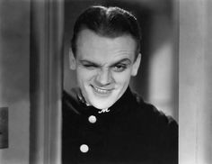 James Cagney in Blonde Crazy directed by Yoy Del Ruth, 1931 James Cagney, Old Movies, Vintage Movies, Vintage Hollywood, Classic Hollywood, Olivia De Havilland, Irish American, American Quotes, Black And White Portraits
