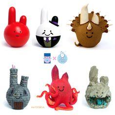 FindChaffy @findchaffy Customs from #KerryDyer (@KezDyer) at #ToyConUK (#onTOYSREVIL: http://bit.ly/2os6dEZ )