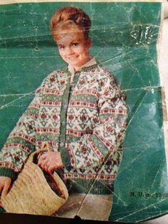 Sommerkofte. Norsk Ukeblad 19 1965