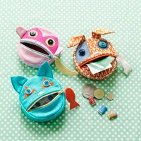 These are beyond cute!  (Straight Stitch Society)