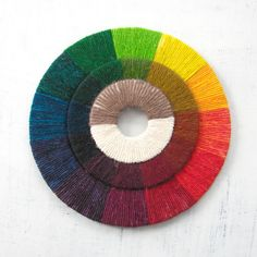 How To: Dye With Natural Elements – The Painted Rabbit Primary Color Wheel, Colour Wheel, Tie Dye Crafts, Mirror Mosaic, Textiles, How To Dye Fabric, Color Theory, Book Art, Craft Projects