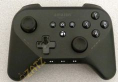 Our first look at Amazon's game controller for its rumored set-top box
