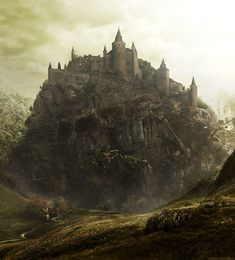 Always looking for amazing art to inspire the creation of locations in the books. This has a brilliant 'unreachable' feel to it.   Google Image Result for http://3dtotal.com/admin2/front_page/gallery/big/2656.jpg