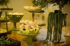 Festa botânica e romântica   27 anos da Amanda