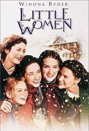 Little Women Director: Gillian Armstrong 118 min Drama Stars: Winona Ryder Susan Sarandon Christian Bale Gabriel Byrne ~ Based on the book by Louisa May Alcott, it tells the story of the four March sisters as they grow up and find true love. Gabriel Byrne, Winona Ryder, Christian Bale, Early Christian, Claire Danes, Susan Sarandon, Louisa May Alcott, Kirsten Dunst, Old Movies
