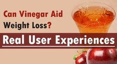 How Does Apple Cider Vinegar Aid In Weight Loss
