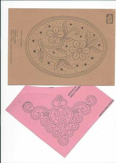 Bobbin Lace Patterns, Sewing Patterns, Girl Doll Clothes, Girl Dolls, Creative Embroidery, Lacemaking, Point Lace, Needle Lace, String Art