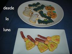 "Galletas ""halloween"""