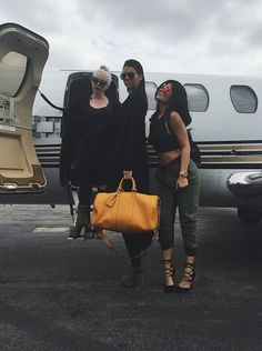 Kylie, Kendall and Joyce