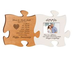Personalized 5th anniversary gift for by DaySpringMilestones