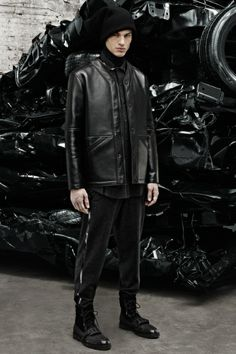Alexander Wang Otoño-Invierno 2014-2015