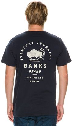 BANKS MIGRATE SS TEE